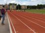 Sports Day at York Uni