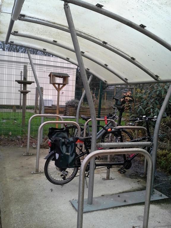 Bike sheds