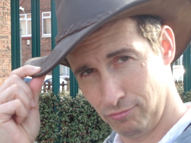 Wear A Hat Day 33